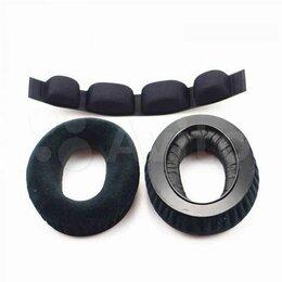 Аксессуары для наушников и гарнитур - Комплект амбушюр для наушников Sennheiser серии HD***, 0