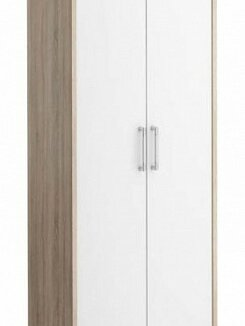 Шкафы, стенки, гарнитуры - Шкаф платяной Лофт-2 СТЛ.117.04М, 0