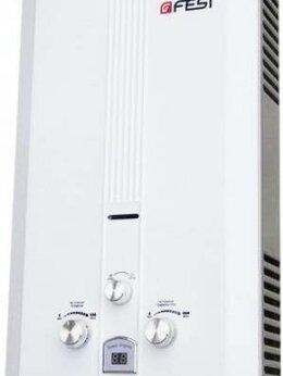 Водонагреватели - Газовый водонагреватель FEST GK-12B проточный, 0