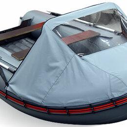 Аксессуары и комплектующие - Носовой тент для лодки ПВХ Хантер 360 А и Хантер 390 А, 0