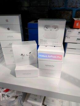 Наушники и Bluetooth-гарнитуры - Apple AirPods Pro Новые, 0