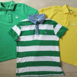 Футболки и майки - Поло / футболки Benetton, р.XL (152-158), 0