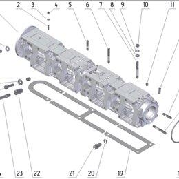 Для железнодорожного транспорта - Лоток распределительного вала2Д49.92.1спч-01, 0