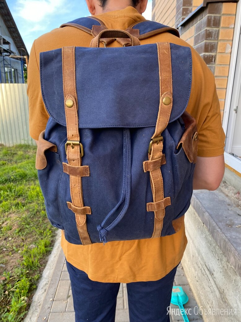 Рюкзак новый  по цене 2500₽ - Рюкзаки, фото 0