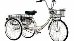 """Велосипеды - 24"""" Велосипед трёхколёсный Omaks OM-TR01-20-6,…, 0"""