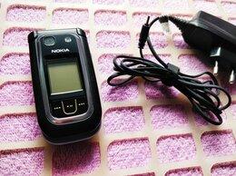 Мобильные телефоны - Nokia 6267 Black 3G РосТест, 0