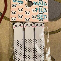 Пилки - Пилочки для ногтей (3 шт), 0