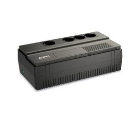 Источники бесперебойного питания, сетевые фильтры - Источник бесперебойного питания APC Back-UPS BV650I-GR, 4 розетки, 650 ВА, 375Вт, 0