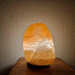 Ночники и декоративные светильники - Солевая лампа. Бесплатно привезу, 0