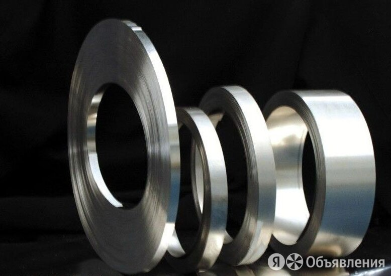 Лента горячекатаная 25х1,4 мм БСт5кп ГОСТ 6009-74 по цене 55₽ - Металлопрокат, фото 0