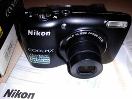 Фотоаппараты - Фотоаппарат Nikon Coolpix L 26, 0