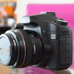 Фотоаппараты - Canon 50D Canon 50 1.4, 0