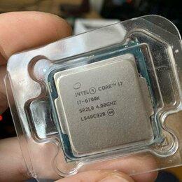 Процессоры (CPU) - Intel core i7 6700k, 0