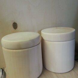 Ёмкости для хранения - деревянные банки, 0