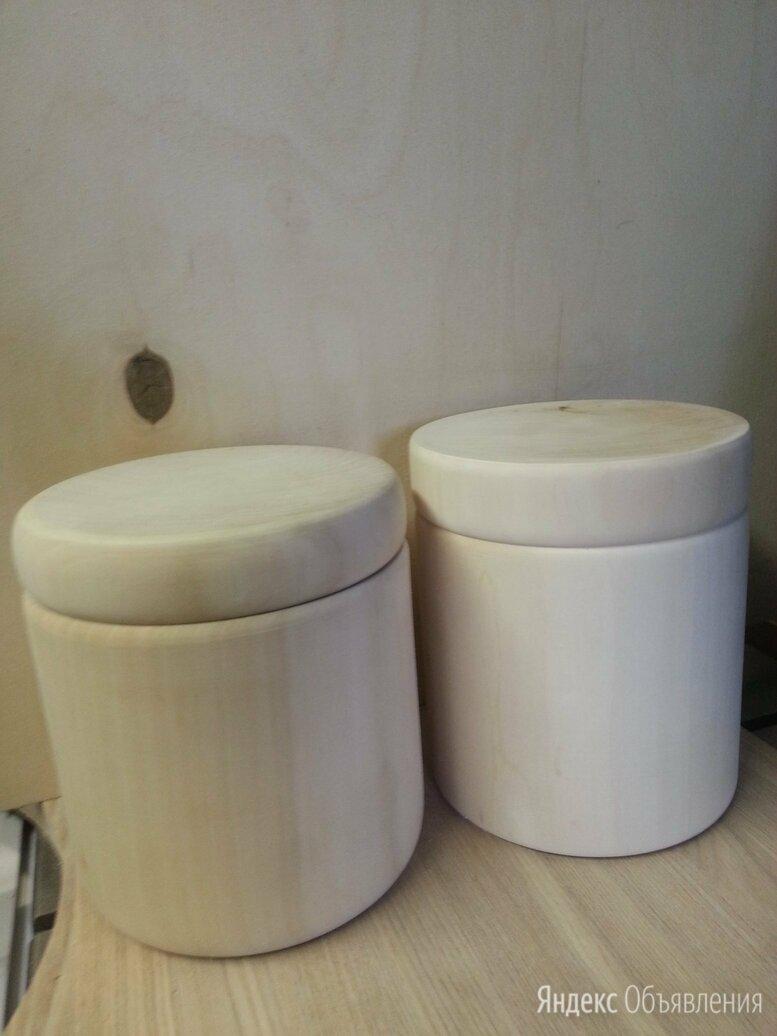 деревянные банки по цене 380₽ - Ёмкости для хранения, фото 0