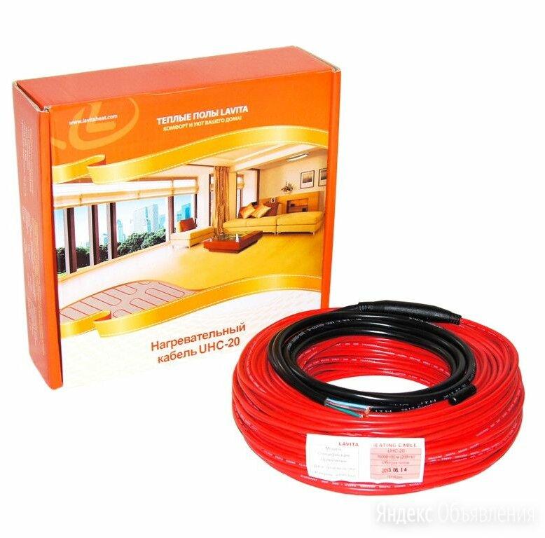 Комплект тёплого пола на основе двужильного экранированного кабеля «Lavita»  20- по цене 9000₽ - Электрический теплый пол и терморегуляторы, фото 0