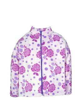"Толстовки - Толстовка для девочки ""Purple flowers""…, 0"