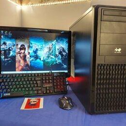 Настольные компьютеры - Системный блок с монитором для дома и работы, 0
