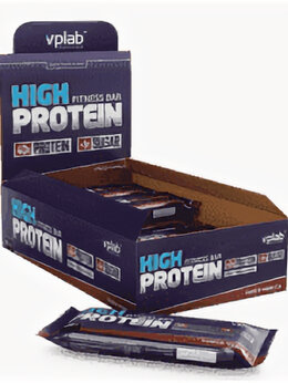 Продукты - VPLab Nutrition Батончики High Protein (VP…, 0