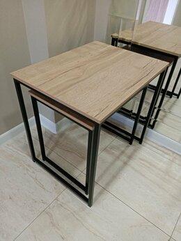 Столы и столики - Журнальный стол в стиле лофт , 0