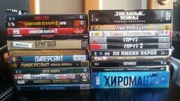 Видеофильмы - DVD с сериалами, 0