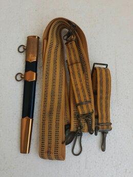 Другое - Ножны с ремнём и подвесами зик 57, 0