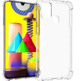 Чехлы - Антиударный чехол для Samsung M31, 0
