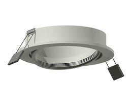 Кулеры и системы охлаждения - Корпус светильника встраиваемый поворотный для…, 0