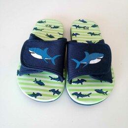 Шлепанцы - Тапочки новые H&M для бассейна, пляжа. Новые!! Размер 32-33 , 0