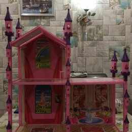 """Игровые наборы и фигурки - Кукольный домик """"Башня"""" (Без мебели), 0"""