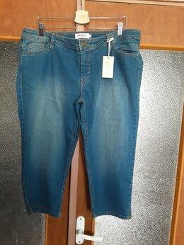Капри и бриджи - Капри джинсовые, 0