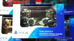 Рули, джойстики, геймпады - Геймпад игровой Playstation 4, 0