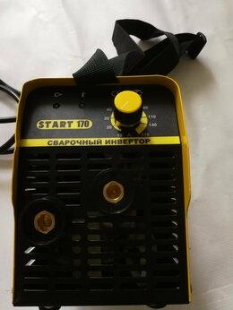 Сварочные аппараты - Сварочный аппарат START 170 (ММА, инвертор), 0