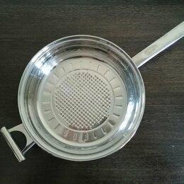 Сковороды и сотейники - Сковорода сотейник 25 см, нерж , 0