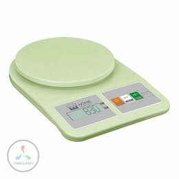 Кухонные весы - Весы кухонные Home Element HE-SC930 зеленый нефрит, 0