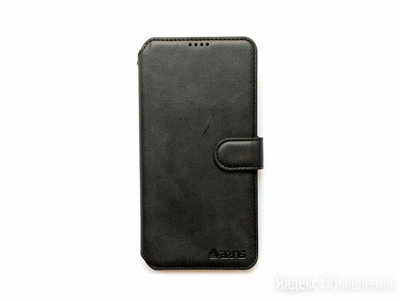 Чехол книжка Azns для Xiaomi Mi 9T черный по цене 400₽ - Чехлы, фото 0