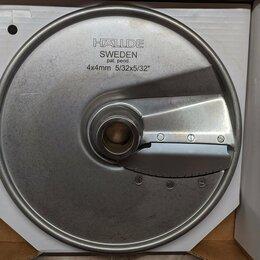 Кухонные комбайны и измельчители - Диски для овощерезки HALLDE RG-350/400/400i, 0
