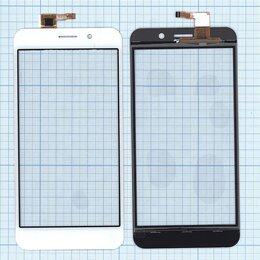 Дисплеи и тачскрины - Сенсорное стекло (тачскрин) для INOI 2 Lite белое, 0