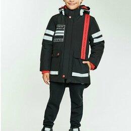 Куртки и пуховики -  Новая Зимняя куртка-парка для мальчика Tokka Tribe Р-р 98, 104, 116, 0