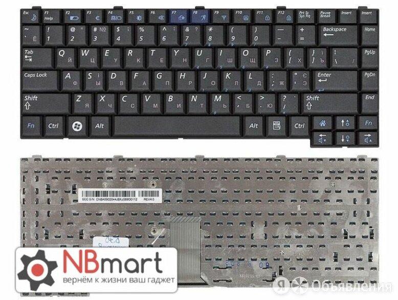 Клавиатура для Samsung R560 черная по цене 1350₽ - Аксессуары и запчасти для ноутбуков, фото 0