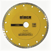 Станки и приспособления для заточки - Бибер 70206 Диск алмазный турбо Стандарт 230мм…, 0