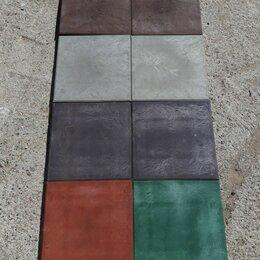 Садовые дорожки и покрытия - Плитка полимерпесчаная 330х330 и 250х250, 0