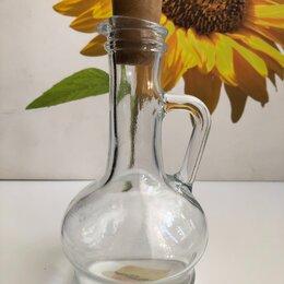 Аксессуары для готовки - Бутылка с пробкой для масла и уксуса Pasabahce, 0