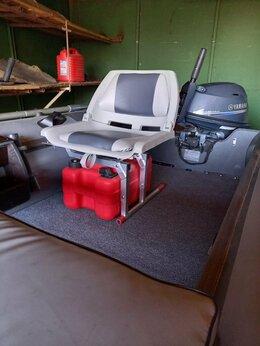 Аксессуары и комплектующие - Рама для поворотного кресла в лодку. , 0