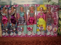 Куклы и пупсы - Куклы Steffi Love, 0