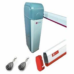 Шлагбаумы и автоматика для ворот - Комплект шлагбаума AN-Motors (со стрелой 4,3 м.), 0