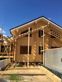 Готовые строения - Строительство деревянных  домов, 0