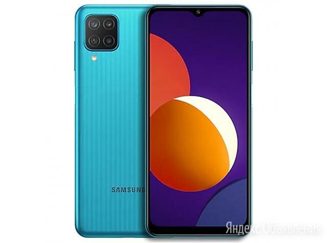 Samsung Galaxy M12 3/32 Green по цене 10990₽ - Мобильные телефоны, фото 0
