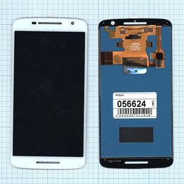 Дисплеи и тачскрины - Модуль (матрица + тачскрин) для Motorola Moto X…, 0