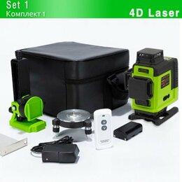Измерительные инструменты и приборы - Лазерный уровень нивелир. Clubiona IE16R/4D, 0